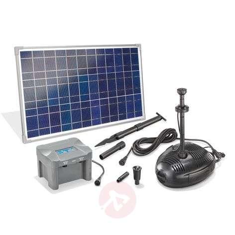 Aurinkokäyt. lammen pumppujärjestelmä Roma LED-3012526-31