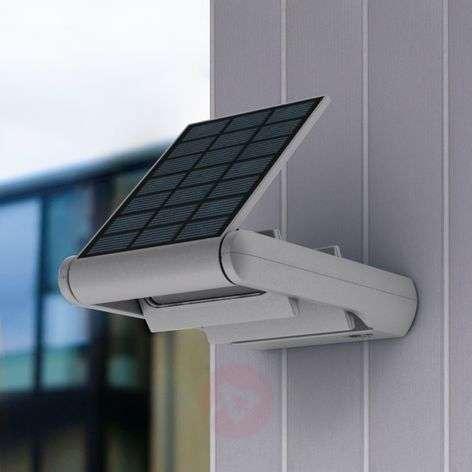 Aurinkokäytt. MiniLEDSpot-LED-ulkoseinävalaisin