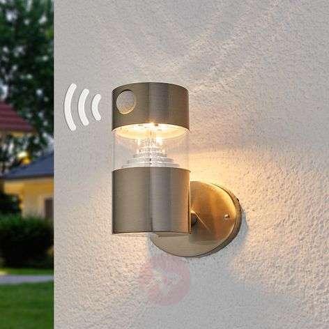 Aurinkokäyttöinen Kalypso-LED-seinävalaisin