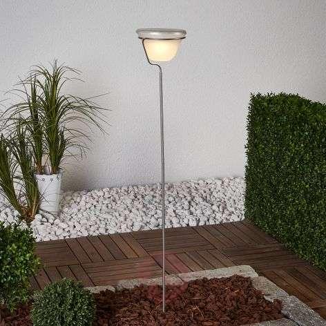 Aurinkokäyttöinen LED-pylväsvalaisin Tia-3012542-31
