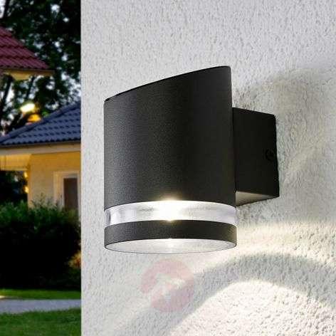 Aurinkokäyttöinen LED-ulkoseinävalaisin Melinda