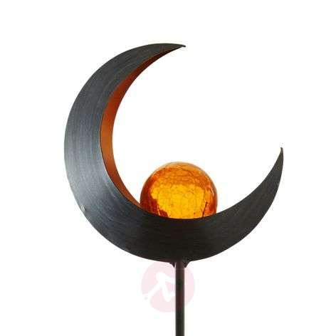 Aurinkokäyttöinen Melilla-valaisin kuunmuotoisena-1523078-31