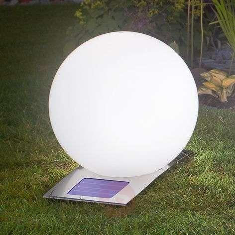 Aurinkokäyttöinen Trendy-pallovalaisin 7-värinen-3012027X-31