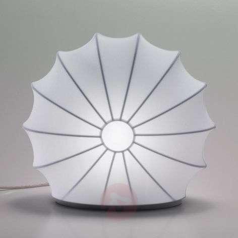 Axolight Muse -pöytävalaisin valkoinen, 33 cm
