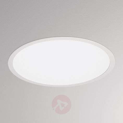Bado R - valkoinen LED-uppovalaisin 42 cm