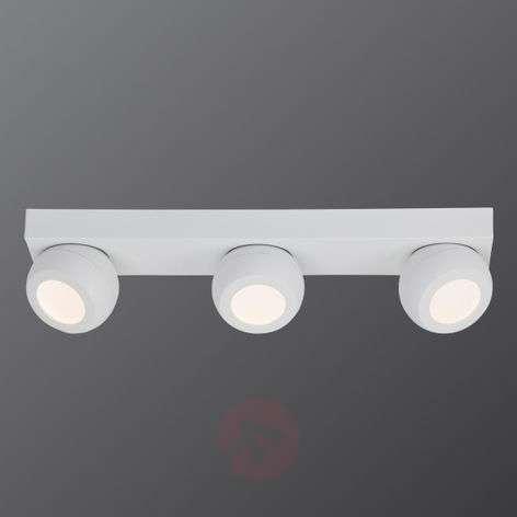 Balleo - kolmilamppuinen LED-kattospotti AEG:lta