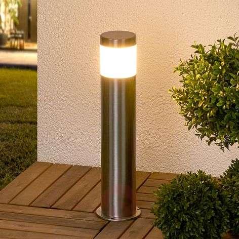 Belina-LED-pollarivalaisin, ruostumaton teräs