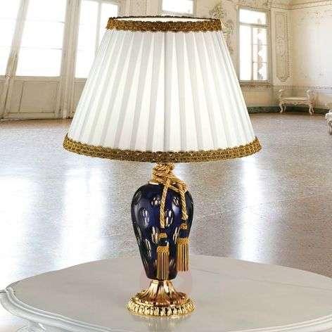 Benjara – pöytävalaisin koristetupsuin