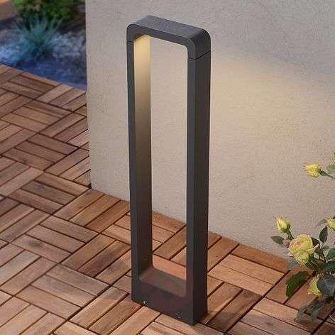 Bernardo - LED-pylväsvalaisin kauniilla designilla