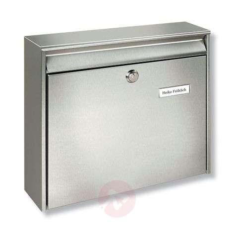 Borkum-teräspostilaatikko sarja-asennukseen-1532042-31