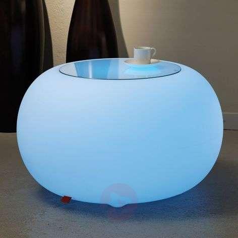 Bubble LED Accu Outdoor pöytä