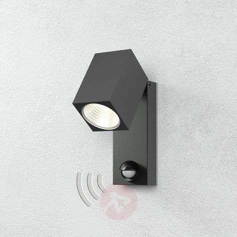 Cala - LED-kohdevalaisin ulos liikeilmaisimella