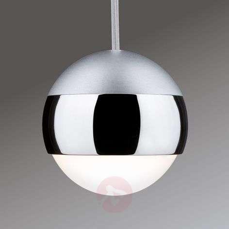 Capsule-LED-riippuvalo U-Rail-kiskojärjestelmään