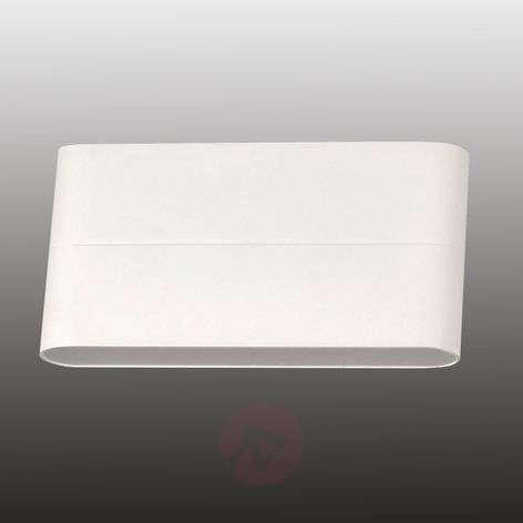 Casper - valkoinen LED-seinälamppu ulkokäyttöön