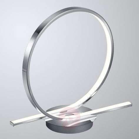 Catoki - silmukan muotoinen LED-pöytävalaisin