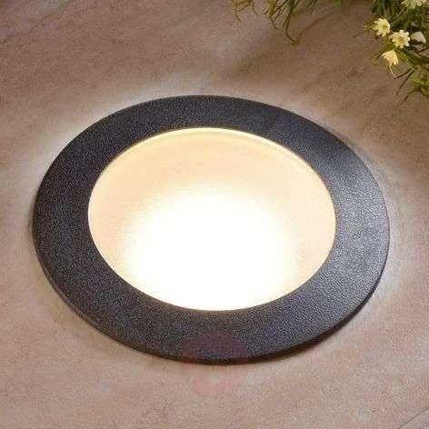 Ceci 160 upotettava LED-maaspotti, pyöreä