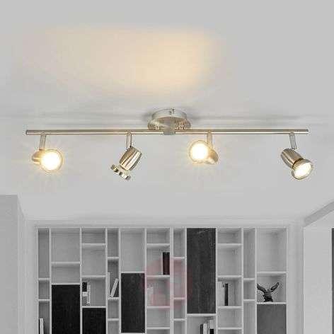 Celestine – nelilamppuinen LED-kattokohdevalaisin