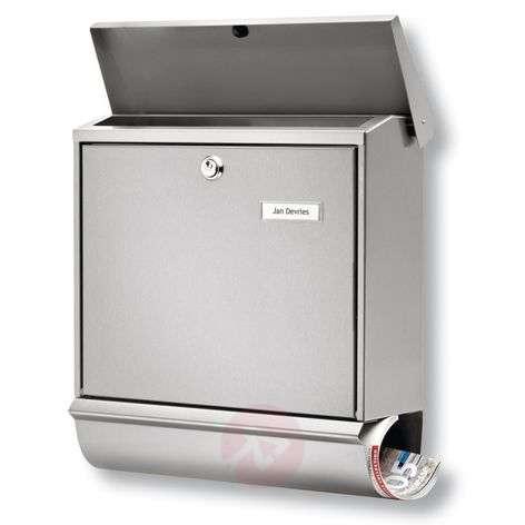 Comfort-postilaatikko, ruostumaton teräs-1532032-31