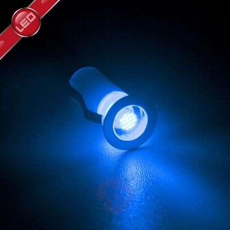 Cosa-LED-uppovalaisin, 10 kpl:n setti, sininen-1507140-31
