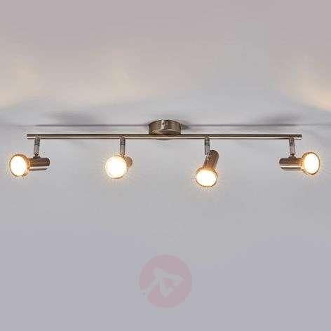 Cosma – nelilamppuinen LED-kattovalaisin