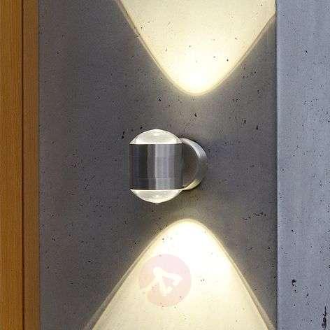 Crystal - ainutlaatuinen LED-ulkoseinävalaisin