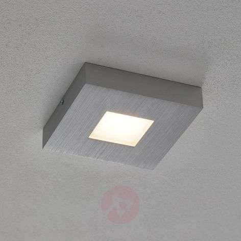 Cubus – nelikulmainen LED-kattovalaisin, himmenn.