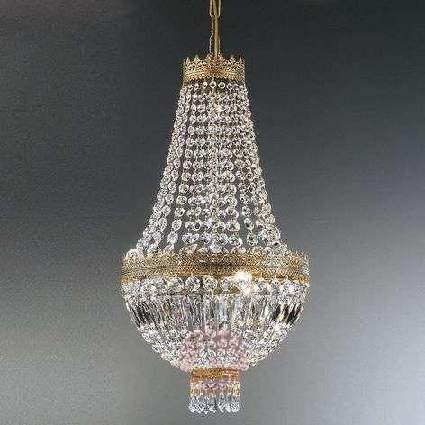 CUPOLA-kristalliriippuvalaisin