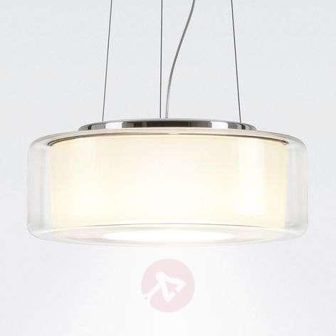 Curling - mestarillinen LED-design-riippuvalaisin