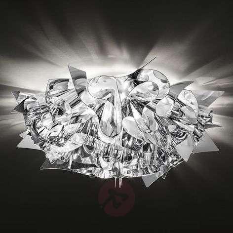 Design-kattovalaisin Veli, hopea, 53 cm