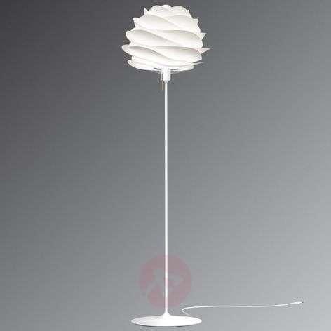 Design-lattiavalaisin Carmina valkoinen