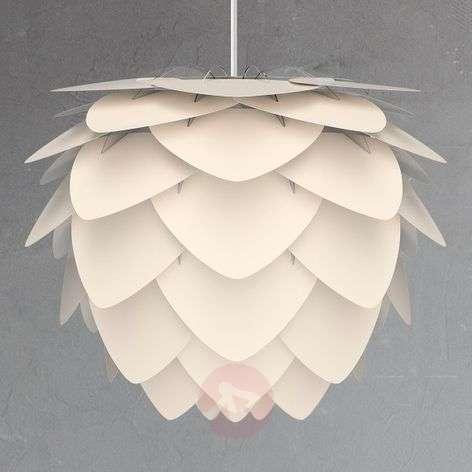 Design-riippuvalaisin Aluvia mini helmiäistä