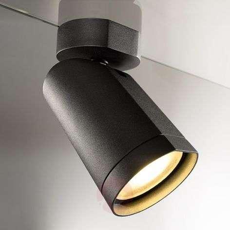 Designer-kattospotti LED Bilas 1-lamppuinen musta