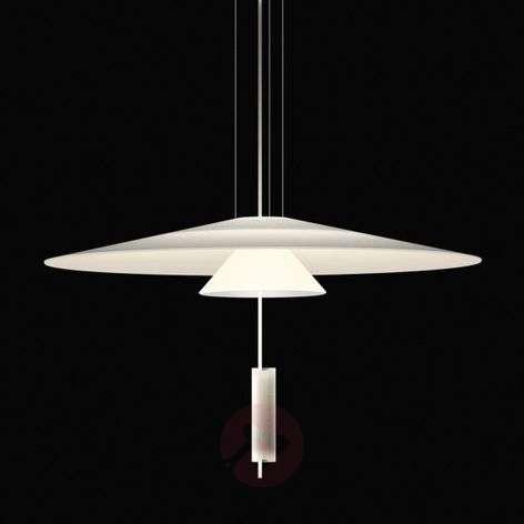 Designer-riippuvalaisin Flamingo LED-valolla