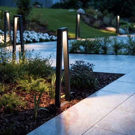 Designer-ulkokoristevalaisin Bookat LED-valolla