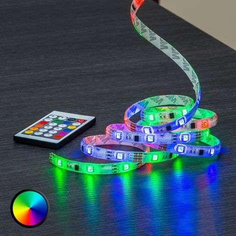 Digitaalinen LED-RGB -valonauha Thalis