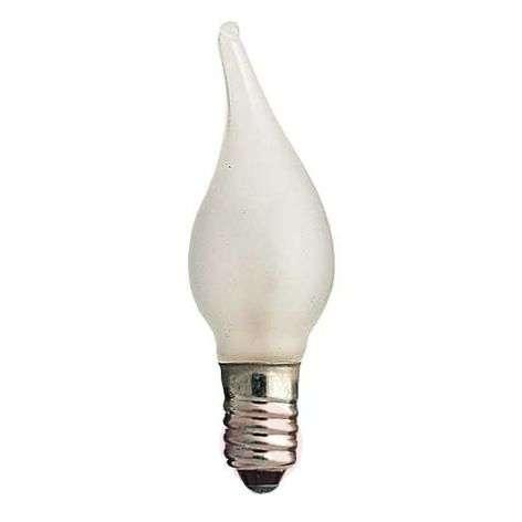 E10 3W 55V varalamput 3:n kynttilälampun pakkaus