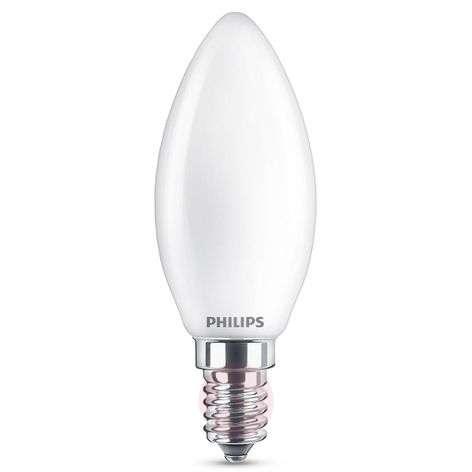 E14 2,2W 827 LED-kynttilälamppu, matta