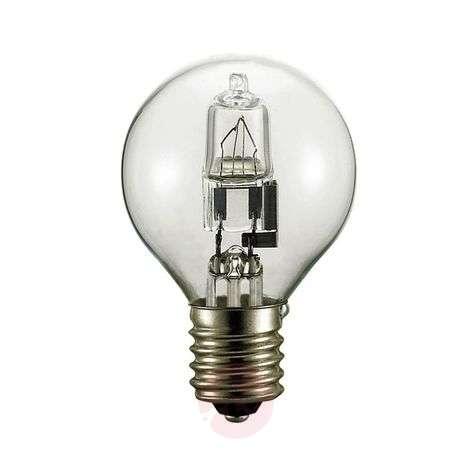 E14 42W halogeeni pisaralamppu kirkas