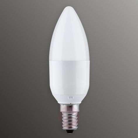 E14 5,5W 827 LED-kynttilälamppu, himmennettävä