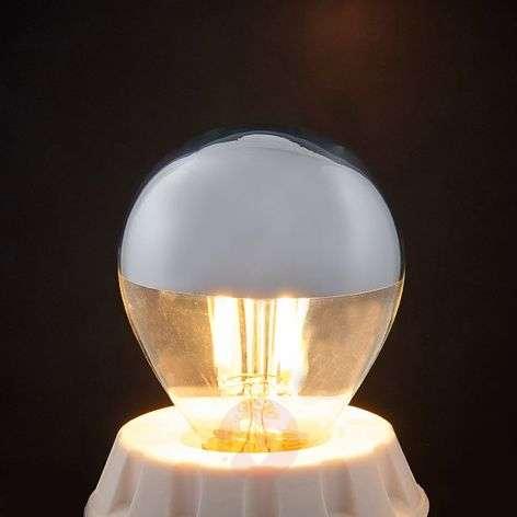 E14-LED-pääpeililamppu 4W 2700K 380lm filamentti