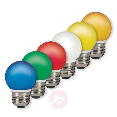 E27 0,5W LED Pisarat Outdoor valoketjuihin