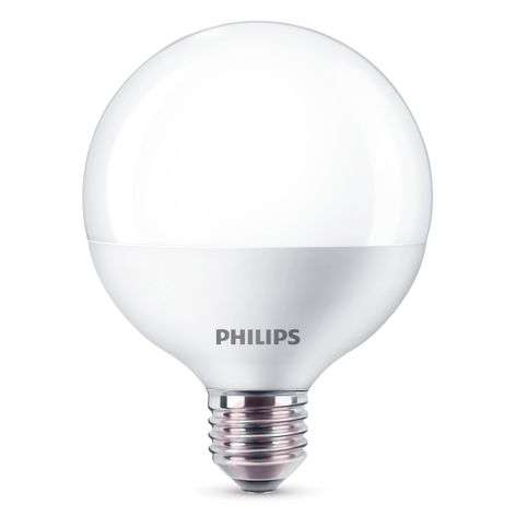 E27 16,5W 827 LED-pallolamppu matta