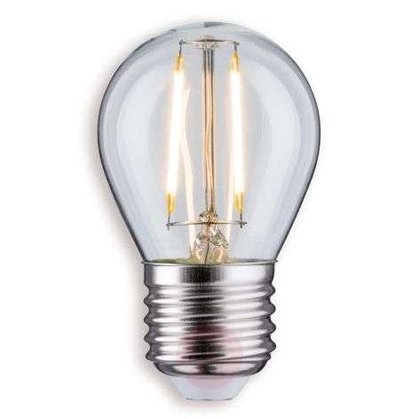 E27 2,5W 827 LED-pisaralamppu kirkas