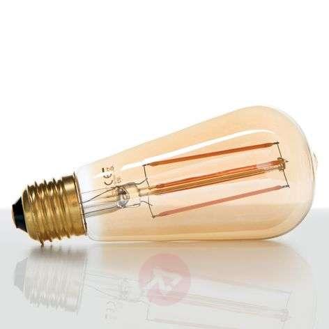 E27 4 W 822 LED-rustiikkilamppu