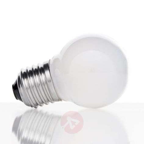E27 4 W 827 LED-pisaralamppu, sisäpinta matta