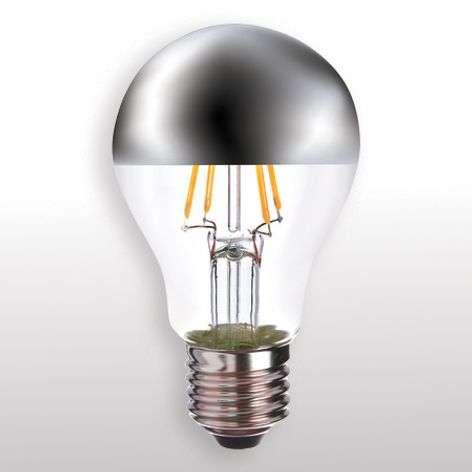 E27 4W 827 LED-hehkulamppu kärkipeilillä