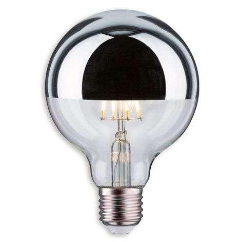 E27 5W 827 LED-pääpeilipallolamppu G95