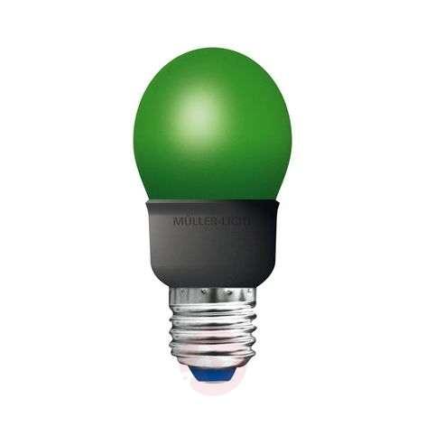 E27 5W energiansäästö pisaralamppu 10.000 h