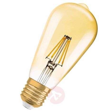 E27 6,5W 824 LED-rustiikkilamppu vintagemalli 1906
