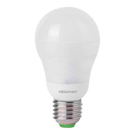 E27 7,4W 840 LED-lamppu, opaali